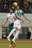 Ferencvaros vs. gyori eto otp bank liga fotbal zápas