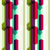 Vertical line pattern