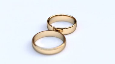 3D Animation of a Wedding Ring Stock Video Wavebreakmedia 14802741