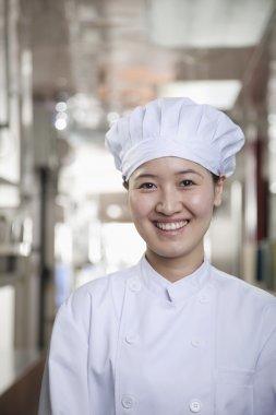 Chef in Her Kitchen