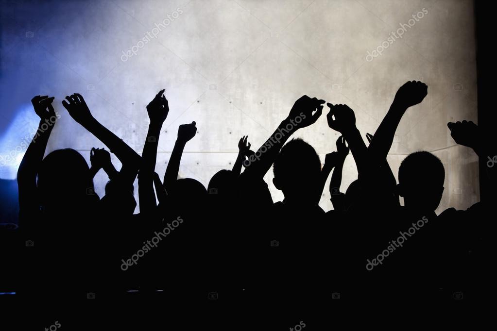 Толпа в клубе фото фото 280-171