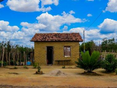 Simple house, simple people