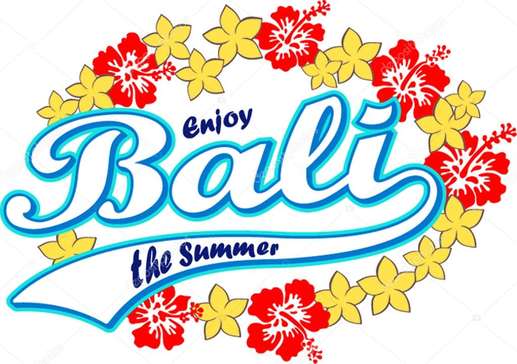 Bali Island Stock Vector C Halimqd 36143317