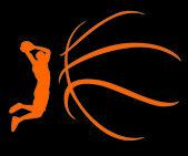 Fotografie basketbalové konstrukce