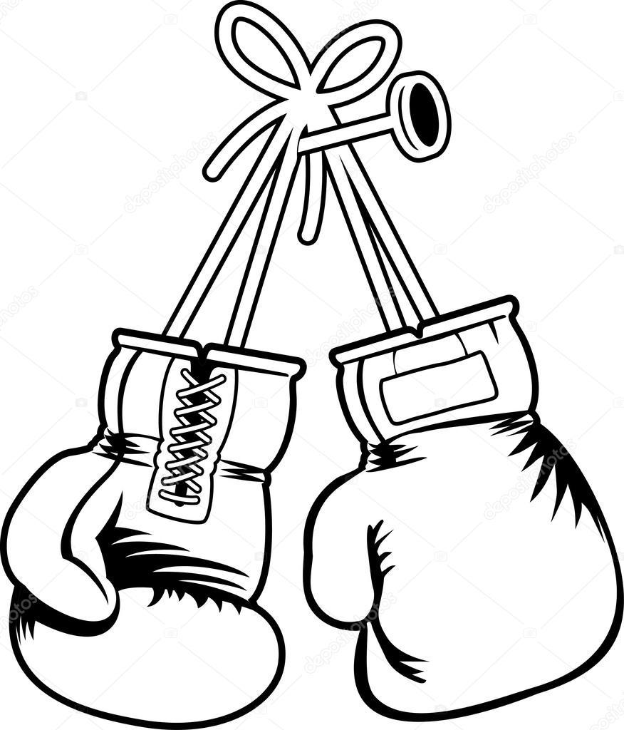 bokshandschoen voor beginners stockvector 169 halimqd