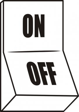 On or Off switch
