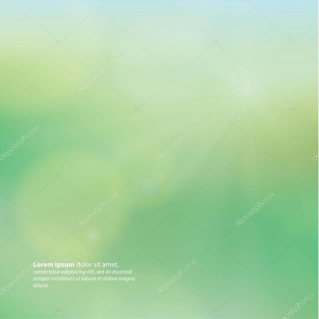 Vector colorfully blurred backdrop. Abstract square background.