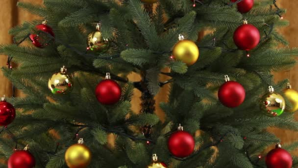 Vánoční strom pozadí