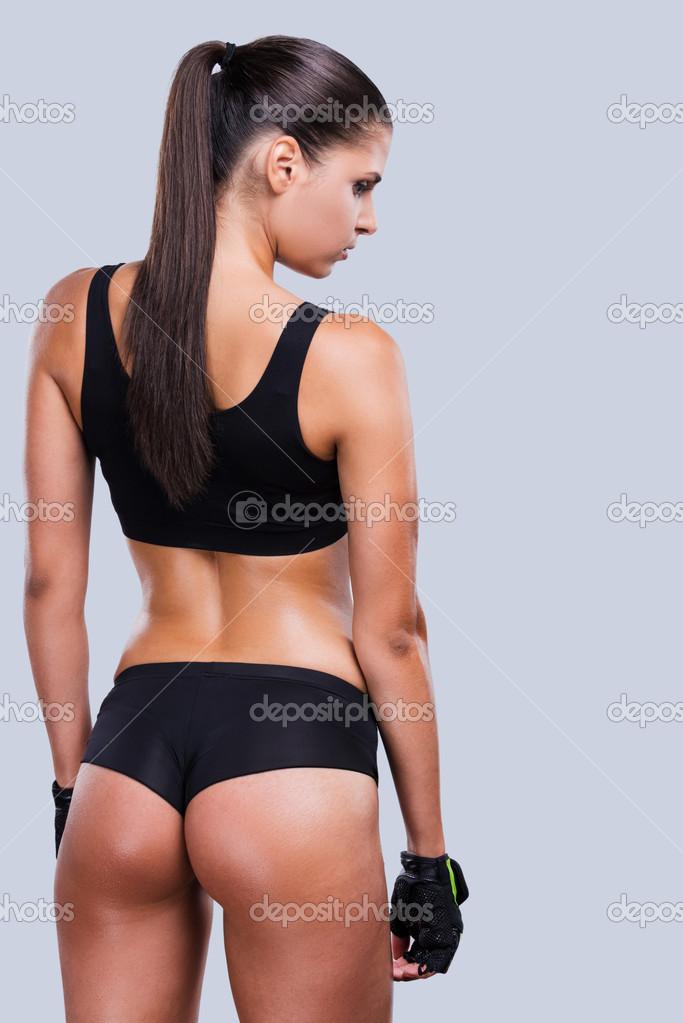 corps femme sportive