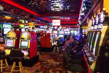 Casino Royale's slot machines