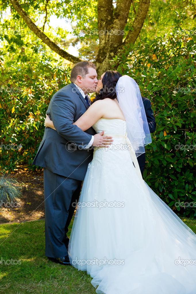 Menyasszony és a vőlegény