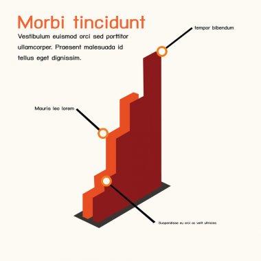 Infograph,Business Bargraph
