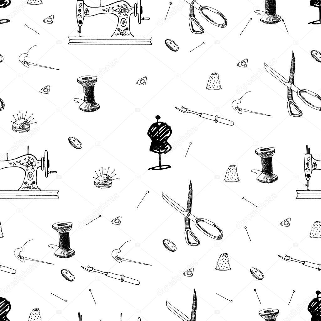 nahtlose Muster — Stockvektor © ZsmArt #50328621