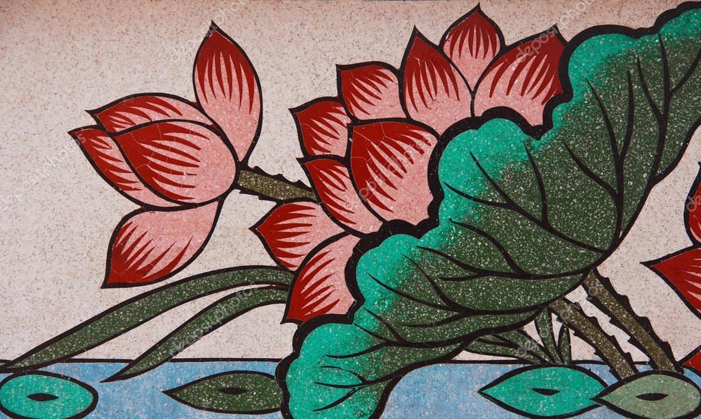Imagenes Pintura Al Temple Estilo Chino De Arte Pintura En La