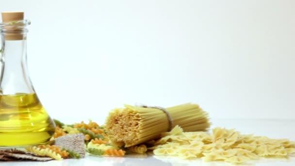 Italian spaghetti, Italian pasta ingredients