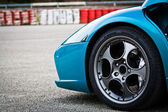 Fotografie sportovní auto kola