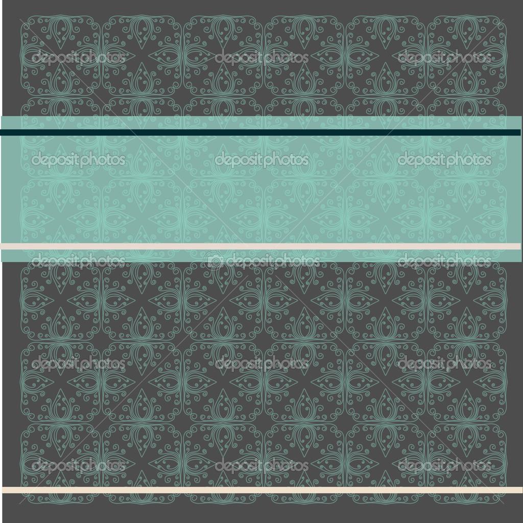 Background card design
