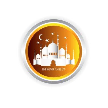 Vintage Ramadan Kareem background