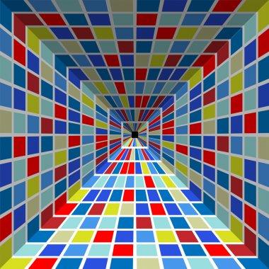 Mosaic-Background