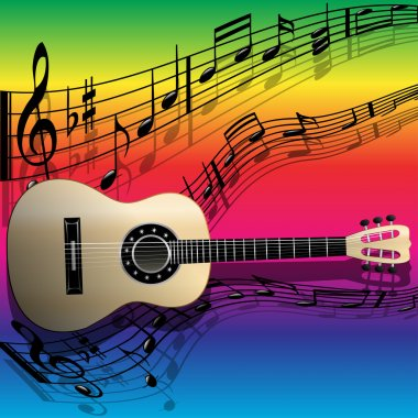 Acoustic guitar-Melody