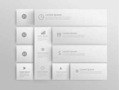 Modern business template design.
