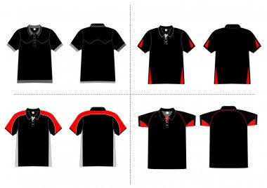 Polo shirt design
