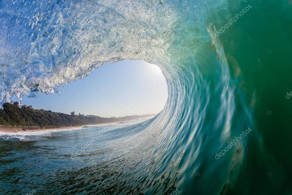 Wave Hollow Water Inside Out