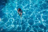 podvodní navařování bazén Boy