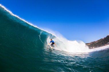 Surfer Surfing Wave Water Photo