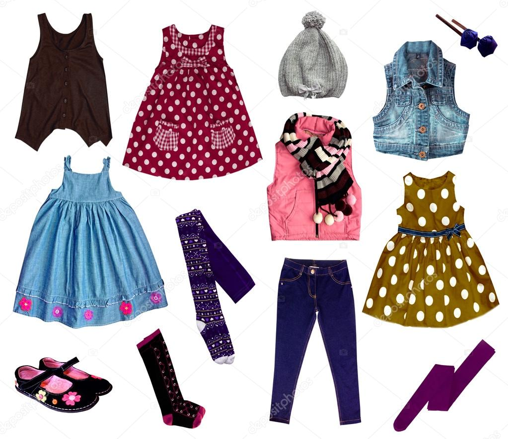 одежда для детей картинки
