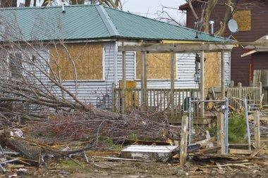 Tornado Storm Damage XI