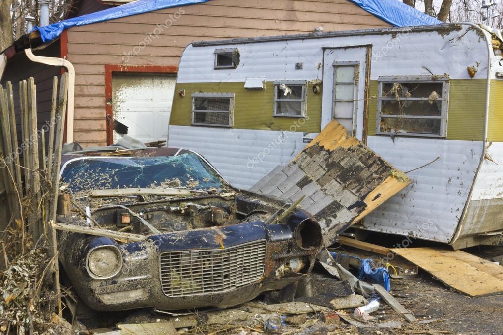 Tornado Storm Damage IV