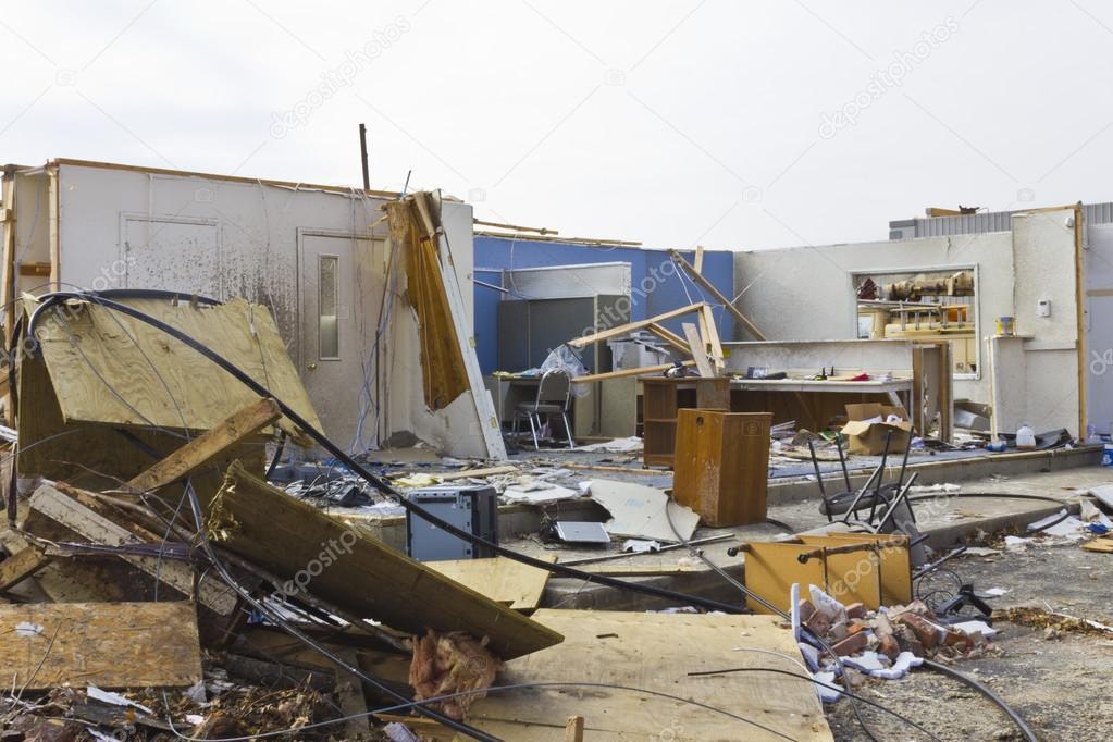 Tornado Storm Damage V