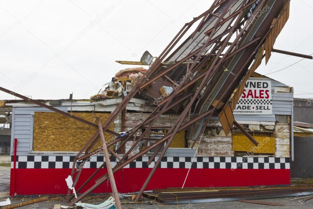 Tornado Storm Damage VIII