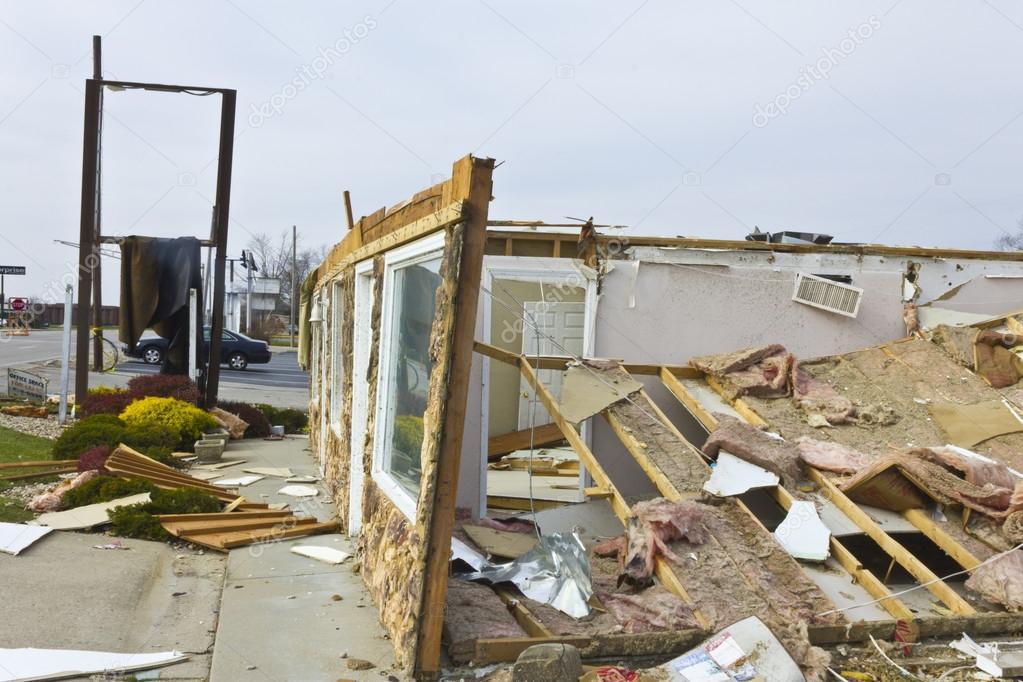 Tornado Storm Damage X