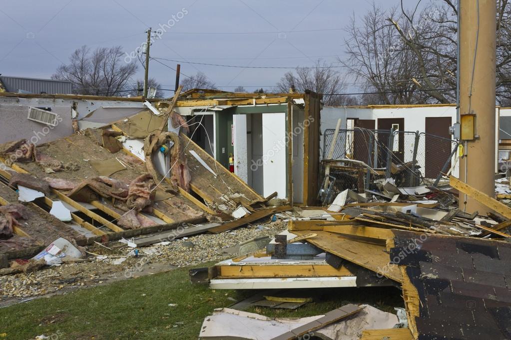 Tornado Storm Damage XII