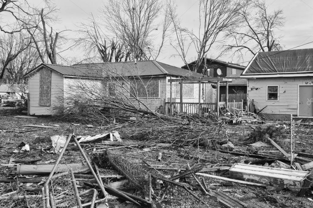 Tornado Storm Damage XIV