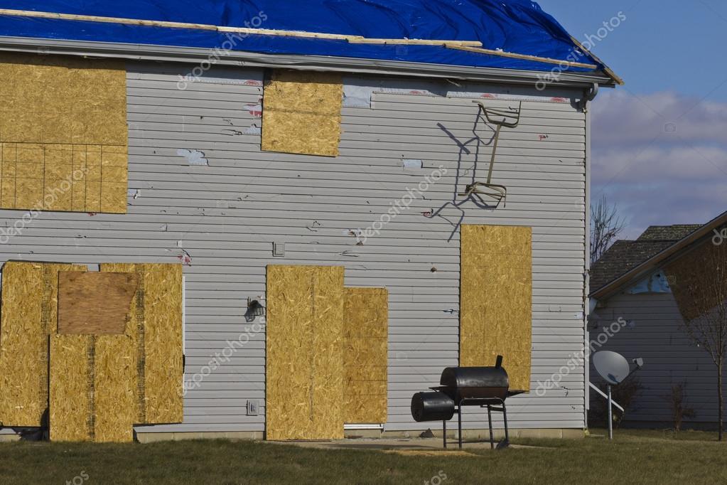 Tornado Storm Damage XIX