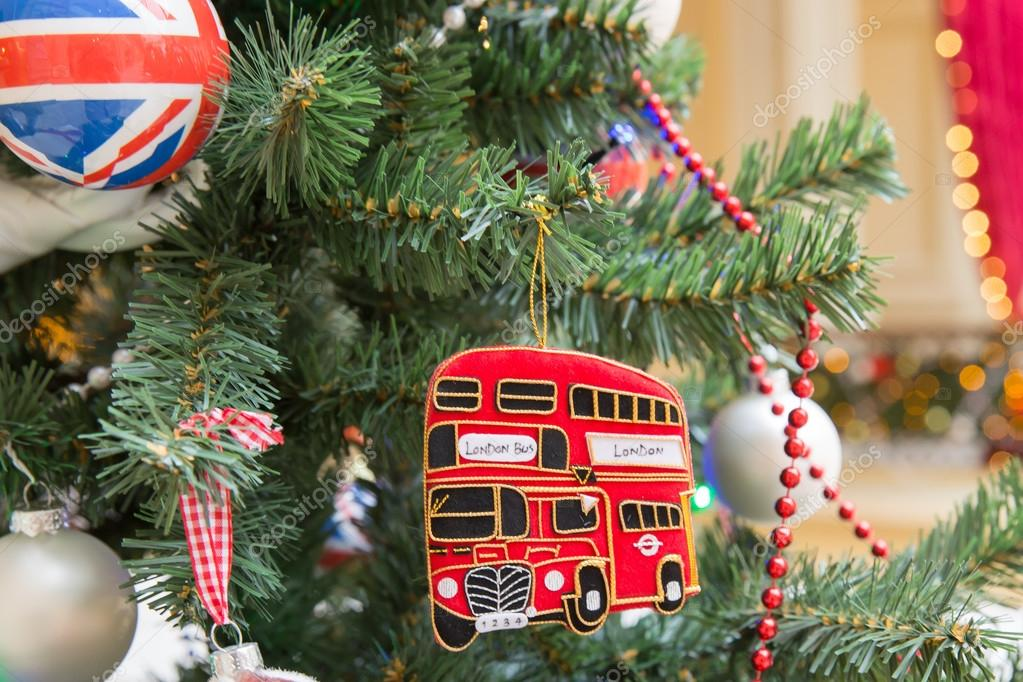 British style christmas tree