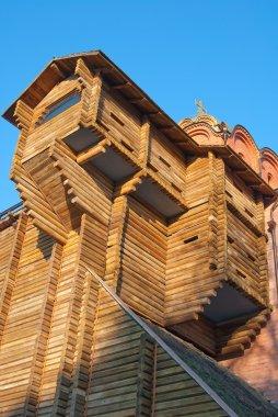 Kiev's famous Golden Gate renovated