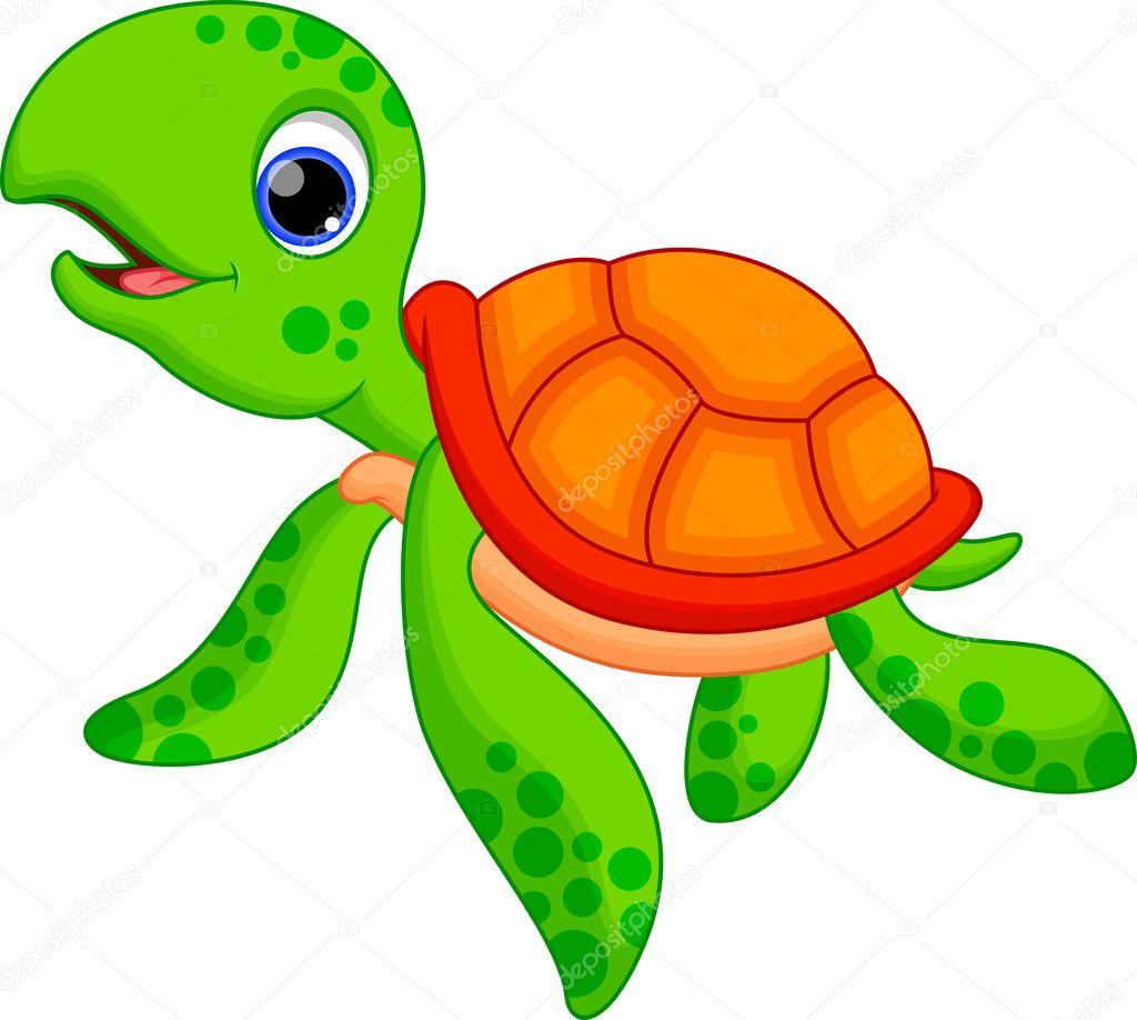 turtle cartoon  u2014 stock vector  u00a9 irwanjos2  44313537