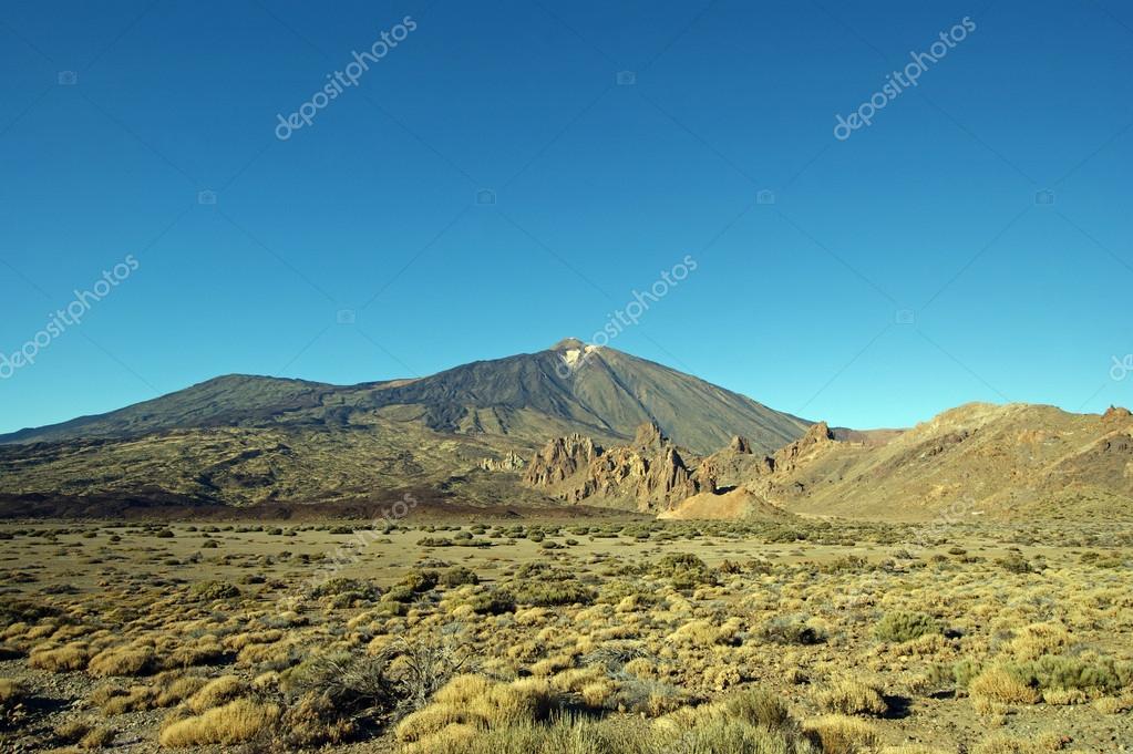 Teide Teneriffa Stockfoto Kelifamily 38026519
