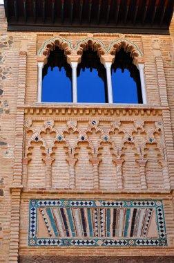 Former University of Toledo. Spain.
