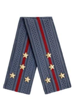 Captain of the Soviet police