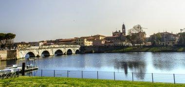 Rimini ponte di tiberio - tiberius bridge
