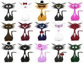 Fényképek hűvös macskák