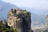 Photo Meteora, Greece. The Holy Trinity Monastery (UNESCO list of World Heritage)