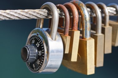Locks on the wire