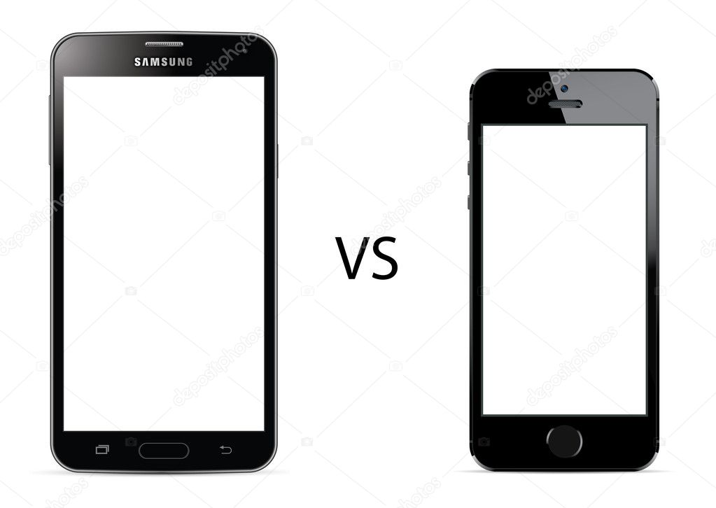how to find samsung phone from iphone