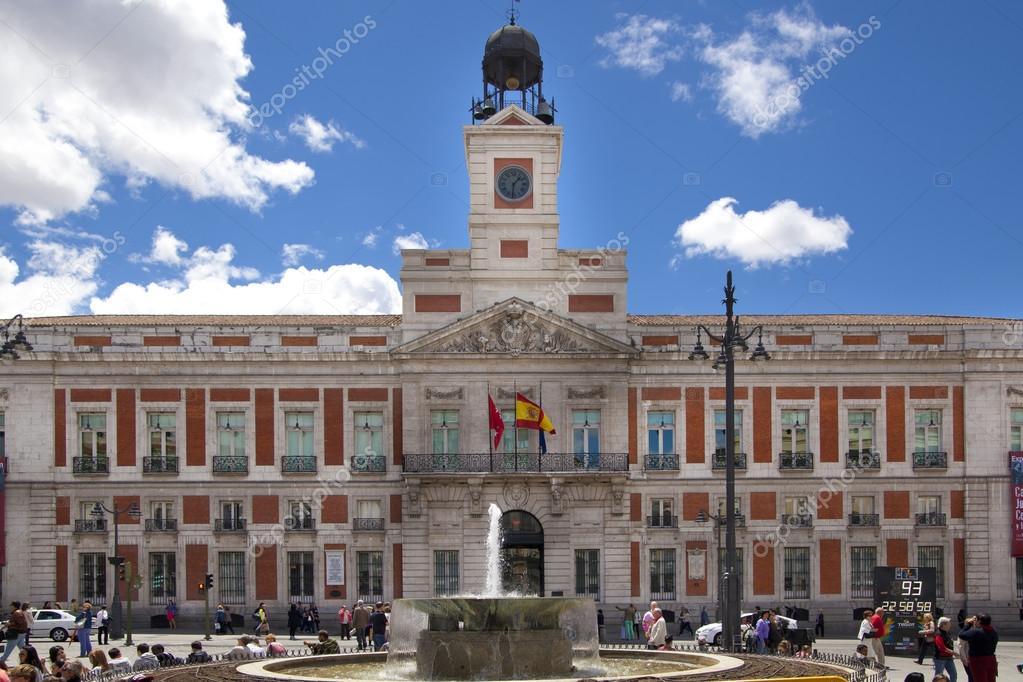 Madrid espa a 28 de mayo de 2014 centro de madrid for Centro oftalmologico puerta del sol